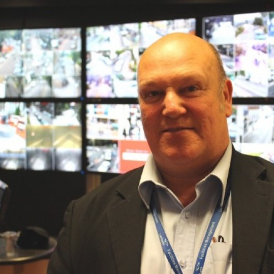 An interview with Lambeth's CCTV manager Kevin White.