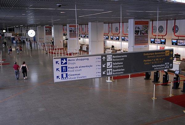 Brasillia Airport
