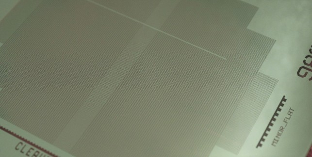 """CST Global qualified, 4"""" wafer processing facility available."""
