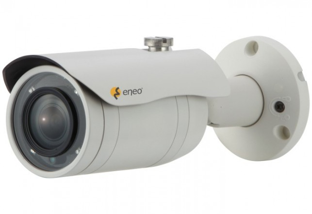eneo launches 2MP IP cameras with fixed and varifocal lens options.