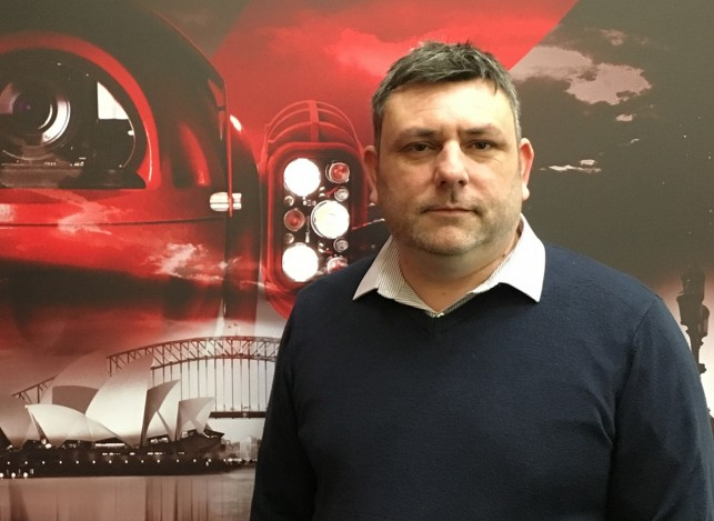 Redvision appoints Jason Morriss as Procurement and Operations Manager.