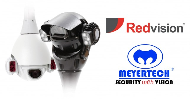 Redvision announces integration with Meyertech's FUSION Eclipse VMS.