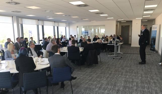 T@CST's 'Laser arrays, LiDar and LiFi technologies' forum was a resounding success.