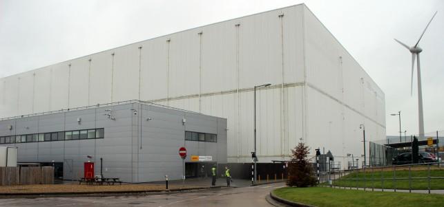 Tesco Frozen National Distribution Centre