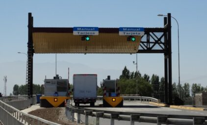 Redvision's X-SERIES™ Dual Light cameras protect Chilean highways.