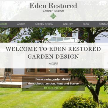 Eden Restored