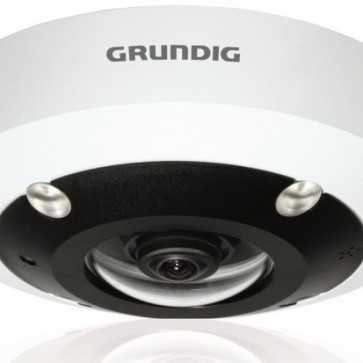 Grundig takes tough, new fisheye dome outdoors.