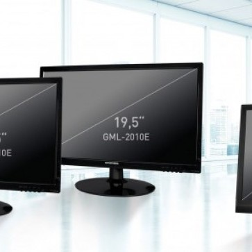 Grundig introduces entry level LED backlight monitors with 16/7 operation.