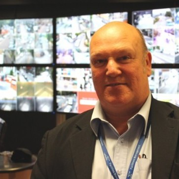 Kevin White, CCTV Manager for Lambeth council selects Redvision.