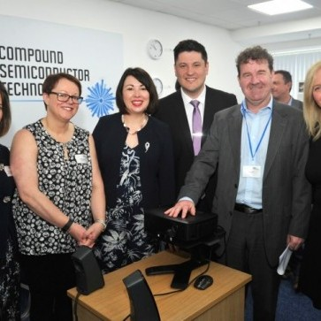 CST Global's technology day, with keynote address from Carol Monaghan MP, helps launch 'T@CST'.