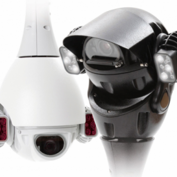 Redvision's new, analogue RVX20™ X-SERIES™ rugged dome.