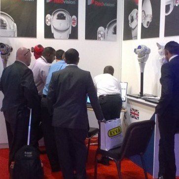 Redvision appoints further international resellers following Intersec 2016.