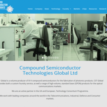 Compound Semiconductor Technologies Global