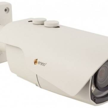 eneo's IP cameras feature high-quality lens options and easy web set-up.