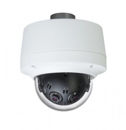 Pelco launches the Optera™ Series panoramic cameras.